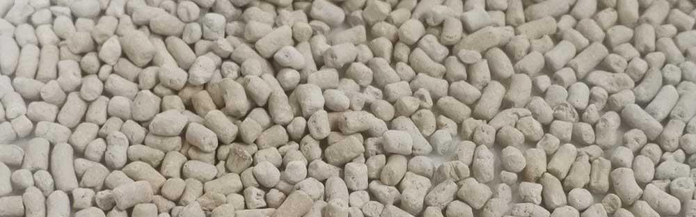 ハムスターの消臭トイレ砂「固まらない砂」の拡大写真
