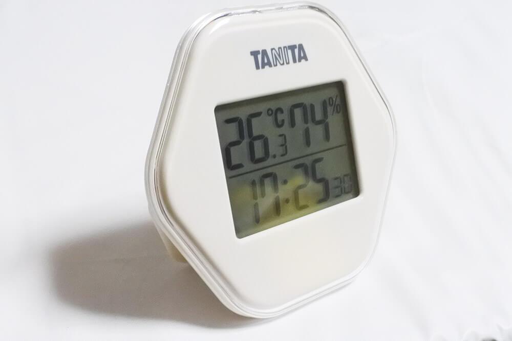 温度湿度計TT-573-IV